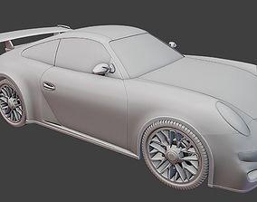 3D car Sports Car