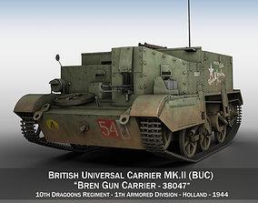Bren Gun Carrier - BUC - 38047 3D model