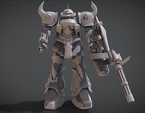 Gouf Custom 3D print model