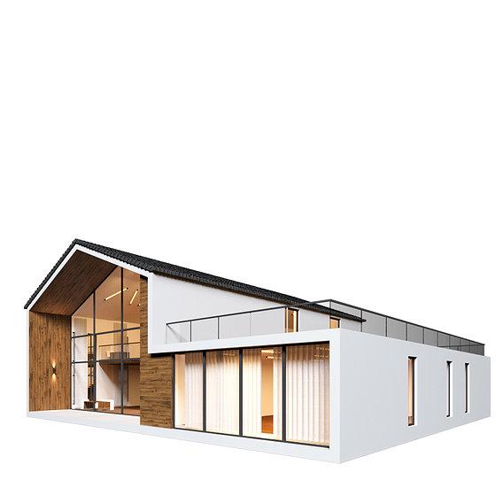 Modern House 04