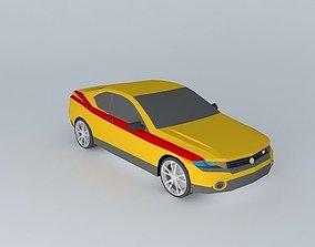 3D Car Rhino 1 13 NEG