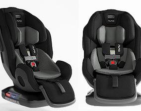 3dasset nuna exec car seat industrial