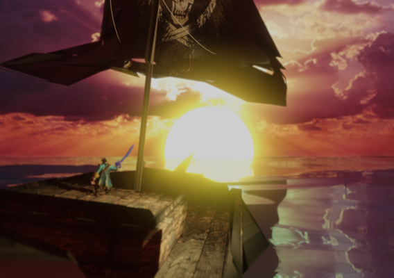 THE pirate(KunkuA)