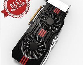 Graphic card Nvidia Geforce GTX 660 ti 3D