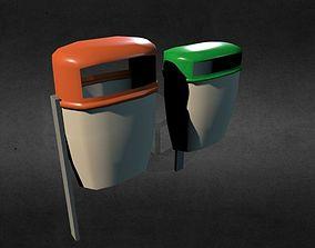 Street Trash 3D asset