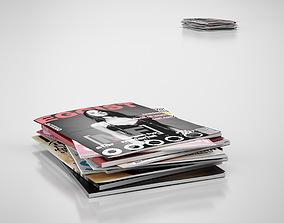 3D Magazines