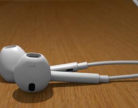 earphone 3D