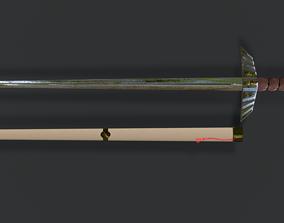 3D model Sword - Swan Sword