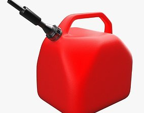 Fuel Can 3D