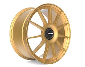 ROTIFORM DTM Wheel 3D