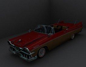 3D model Dodge Royal Lancer Cabrio