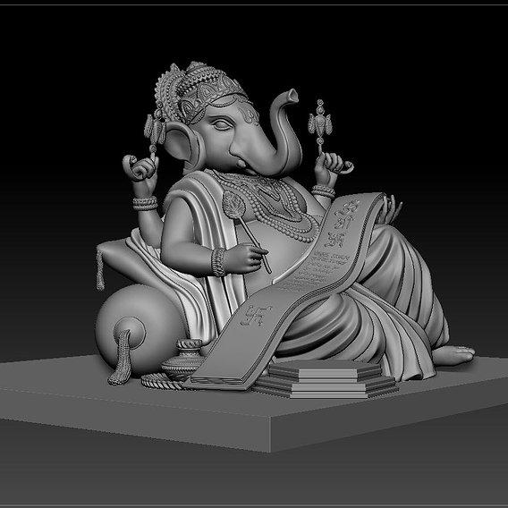 Lord Ganesha idols