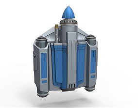 3D print model Bo-Katan Kryze Jetpack from The 2