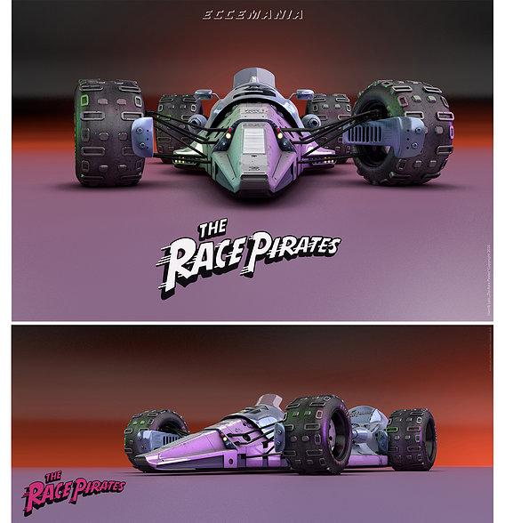 The Race Pirates