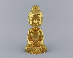 Little Buddha 3D Print Ready Model