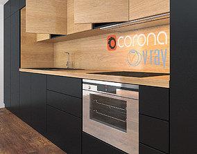 Kitchen Furniture XIII 3D