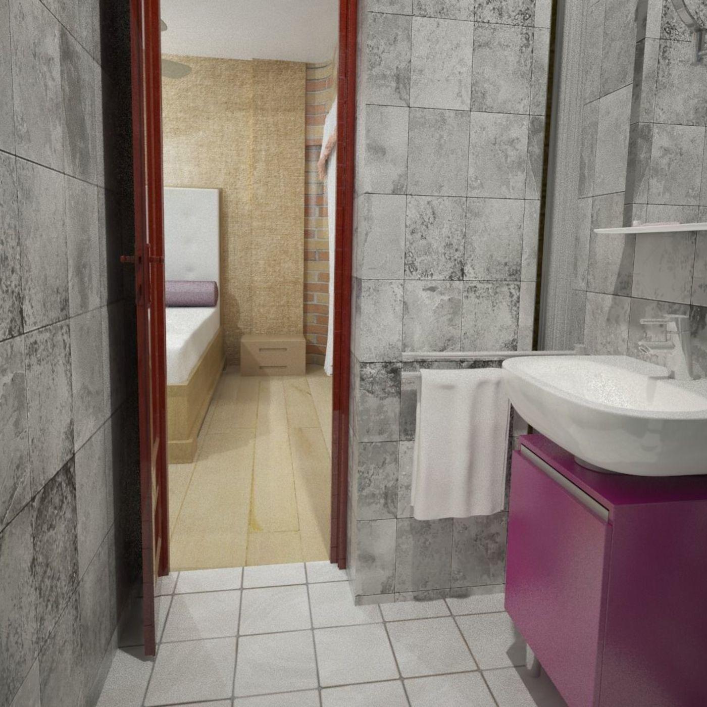 Floor/Booth/Interior