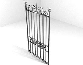 Steel Gate Type 4 3D
