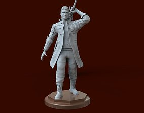 Devil May Cry character Nero 3D printable model