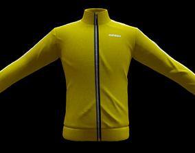 adidas jacket 3D asset