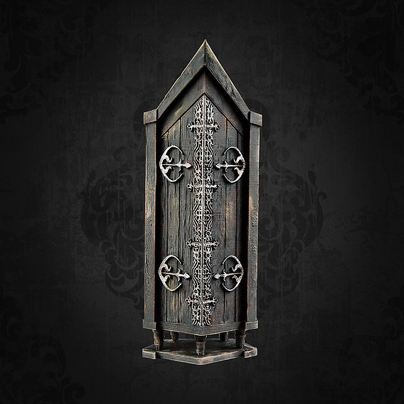 Vanishing Cabinet - Harry Potter 3D print model