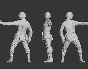 German soldiers 3D print model