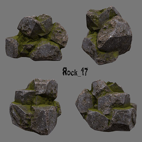 rock-50-3d-model-low-poly-obj-fbx-blend.