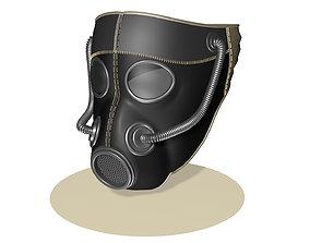 3D weight Gas mask