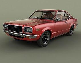 Mazda 818 Grand Familia Coupe UK spec 3D