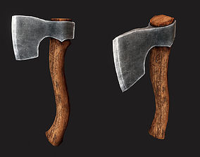 Butcher Axe 3D model