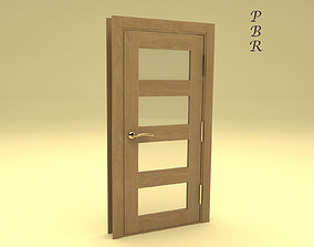 Door interior 3D model realtime