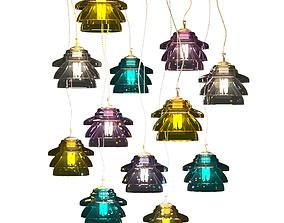 3D olev Pendant lights Cicare by Olev