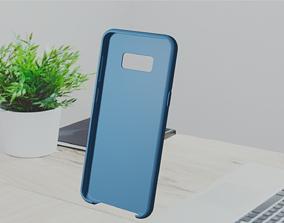 Samsung Galaxy S8 TPU case 3D print model