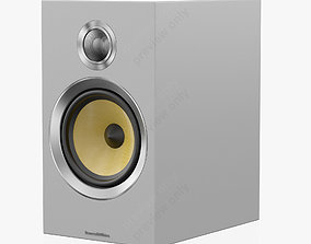 Bowers and Wilkins CM5 S2 Satin White 3D
