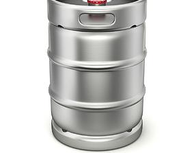 3D Beer Keg