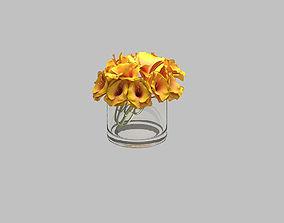 3D Cup flower