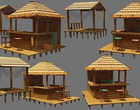 suburban 3D bungalow