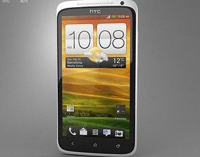 HTC One X 3D asset