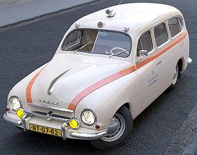 S1200 STW Ambulance 1953 3D