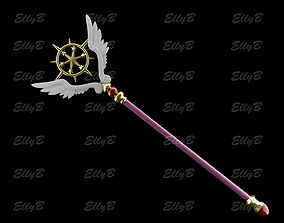 3D model Card Captor Sakura Clear Card