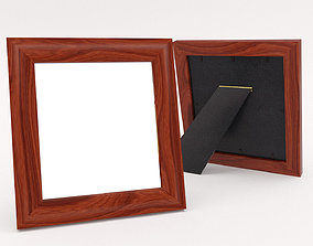 Picture frame 3D asset VR / AR ready