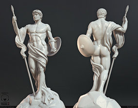 3D model Vittoriano Statue