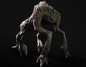 Monster Bush Master Mutant 3D asset