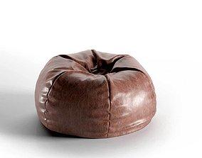 coffee-bean 3D model Bean Bag