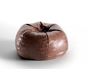 3D model Bean Bag furniture