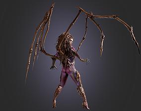 Sarah Kerrigan 3D model