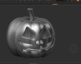 3D print model other halloween pumpkin