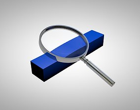 3D model Magnifying Glass - Magnifier