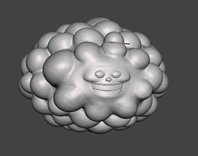 onepiece Homie Zeus 3D Model