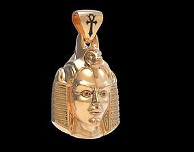 3D printable model Egypt pendant 1